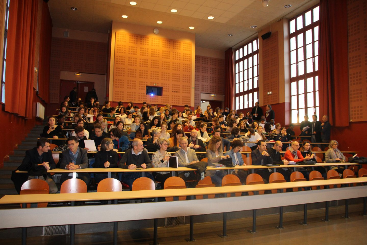 RENCONTRE ÉTUDIANTS – INDUSTRIELS DU 22 NOVEMBRE 2019